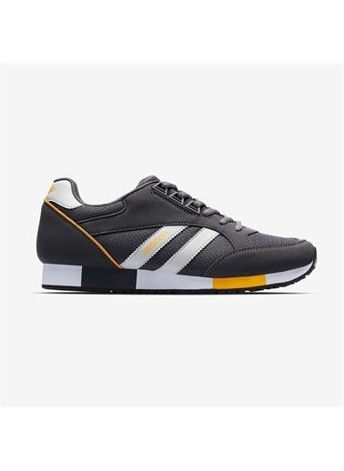 Lescon Boston 2 Füme Erkek Sneaker Ayakkabı Gri